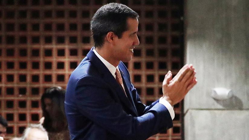 Tribunal Supremo chavista pide levantar la inmunidad parlamentaria a Juan Guaidó