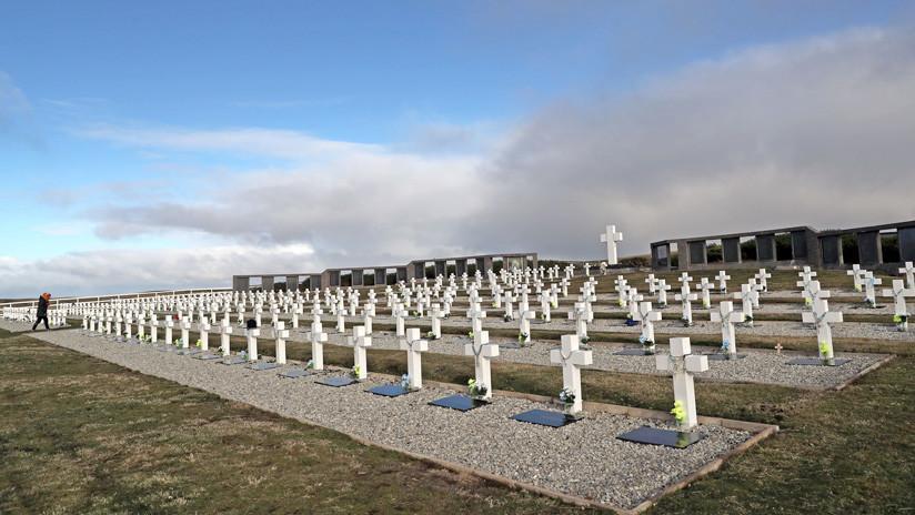 Los rostros de los 'soldados desconocidos' recuperan su identidad a 37 años de la Guerra de Malvinas
