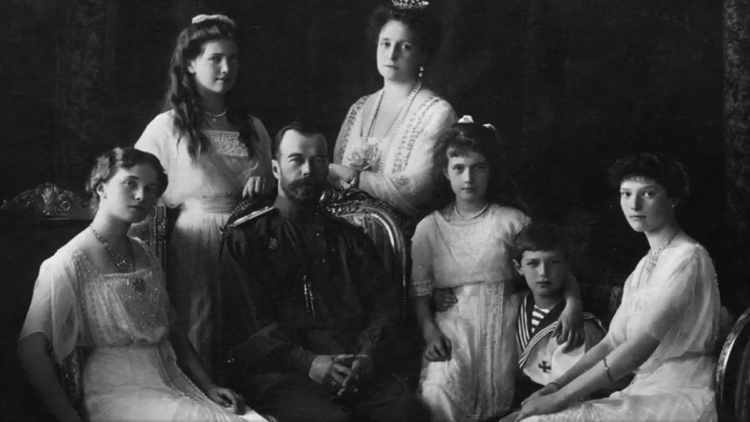 El proyecto de RT sobre la familia Romanov es nominado al premio de la excelencia en Internet