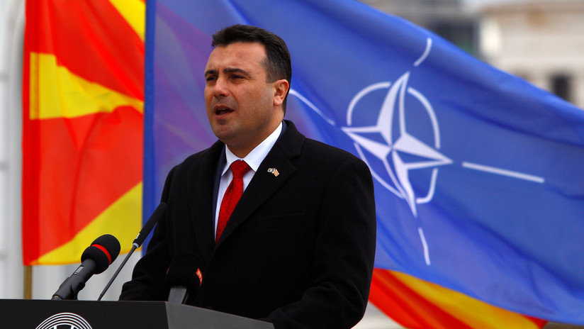 EE.UU. espera que Macedonia del Norte se una a la OTAN este año