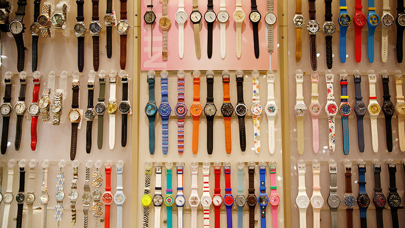 "Swatch gana la batalla legal contra Apple por el eslogan ""Tick Different"""