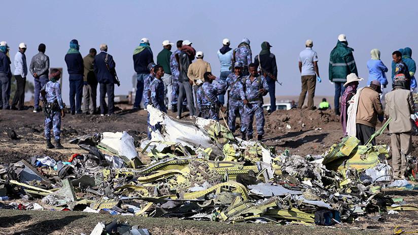 Los pilotos del avión de Ethiopian Airlines siguieron el protocolo de emergencia de Boeing antes del siniestro