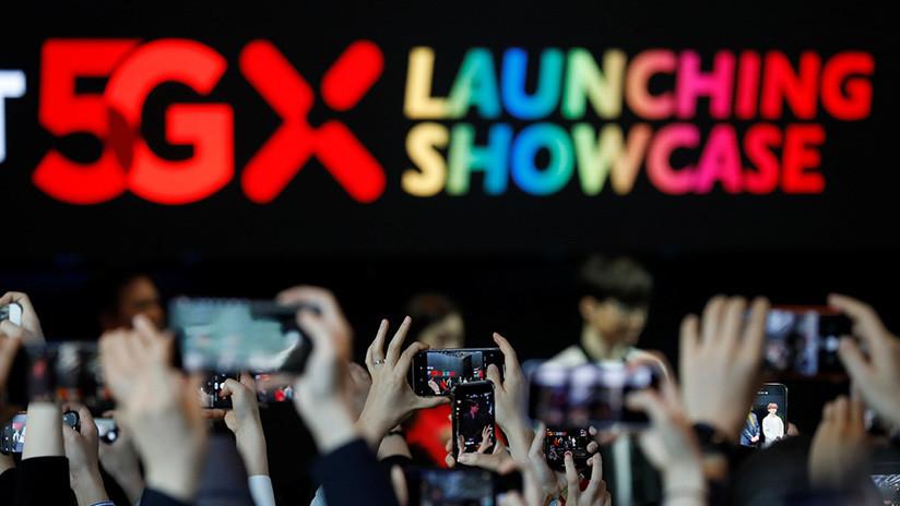 Corea del Sur lanza la primera red comercial 5G del mundo