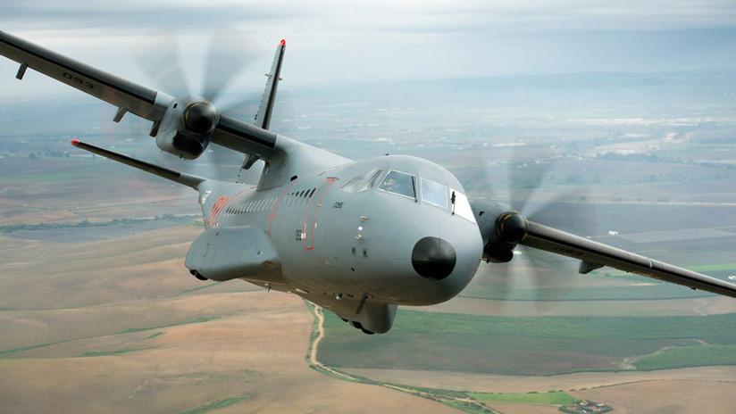 Accidentes - Accidentes de Aeronaves (Militares). Noticias,comentarios,fotos,videos.  - Página 24 5ca4ace2e9180f44088b4567