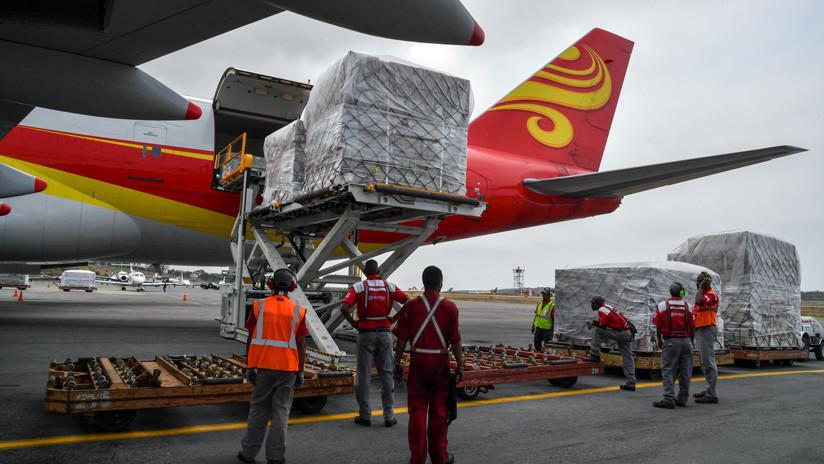 China niega informes de supuesto envío de militares a Venezuela en apoyo a Maduro