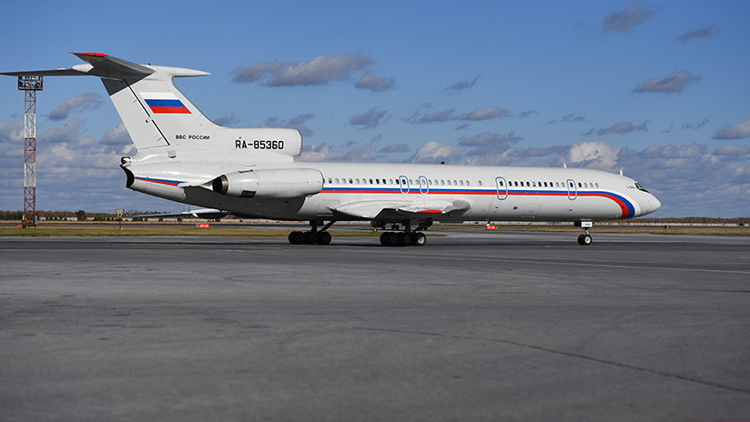 Un avión ruso sobrevuela el Área 51, la base ultrasecreta de EE.UU.