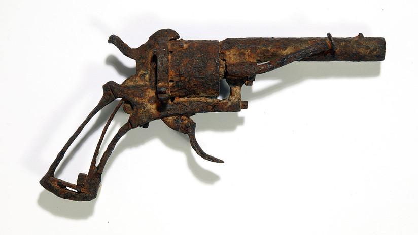 Subastan la pistola con la que supuestamente se suicidó Van Gogh