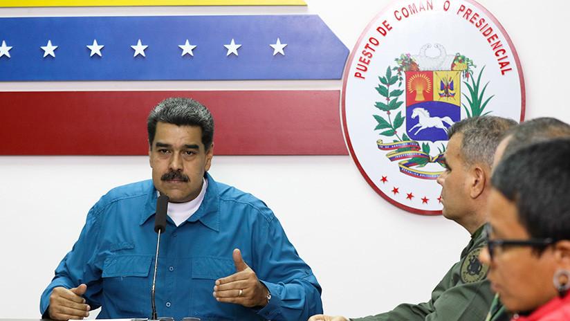 Senadores estadounidenses proponen ley con más medidas coercitivas para Venezuela