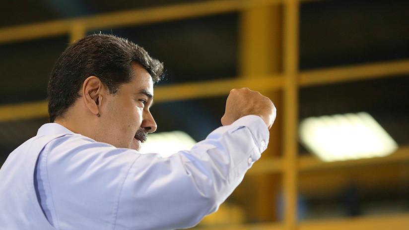 """Maduro pone en """"situación de alerta"""" a las unidades militares de Venezuela ante """"planes criminales"""""""
