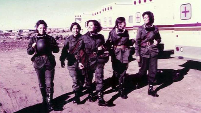 """Mujeres silenciadas de la Guerra de Malvinas: """"Salvamos la vida de muchos soldados"""""""