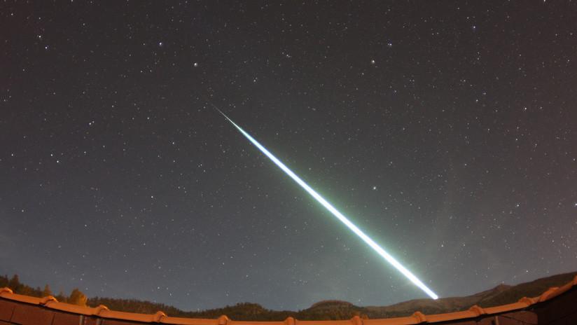 Lluvia de meteoros de las Líridas volverá a mediados de abril