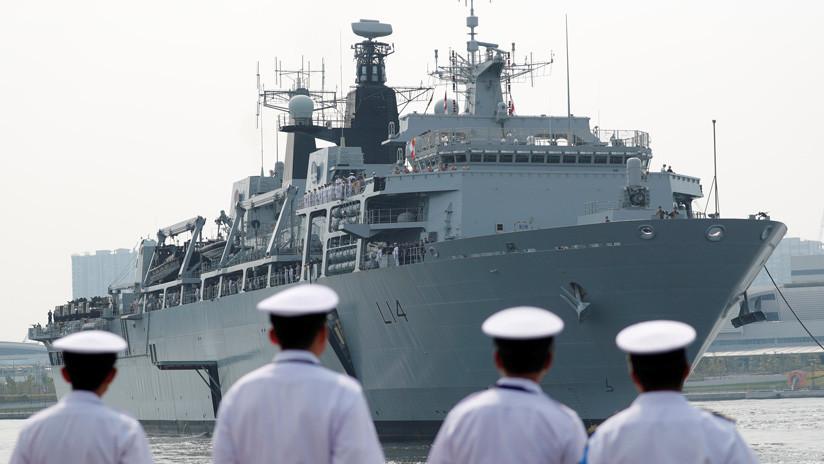 El Reino Unido despliega en el mar Báltico 2.000 efectivos y varios barcos de guerra