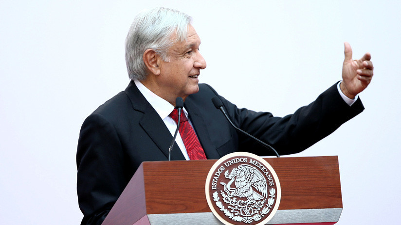 """López Obrador se muestra """"contento"""" por la """"polémica"""" generada tras solicitar a España pedir perdón por la Conquista"""