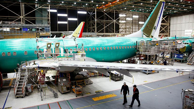 """""""Perdón por las vidas perdidas"""": Boeing admite fallos técnicos que afectaron a los aviones 737 MAX"""
