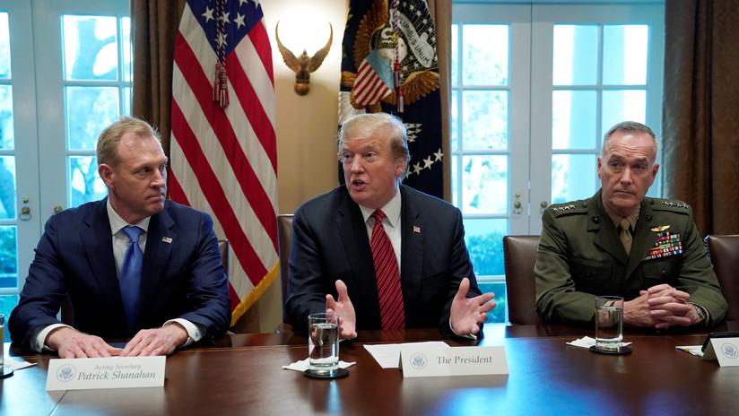 Trump lamenta que EE.UU., Rusia y China gasten tanto en defensa (y Pekín saluda la propuesta)