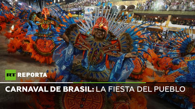 Carnaval de Brasil: La fiesta del pueblo