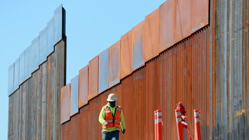 20 estados de EE.UU. solicitan a un juez de California que detenga la construcción del muro de Trump