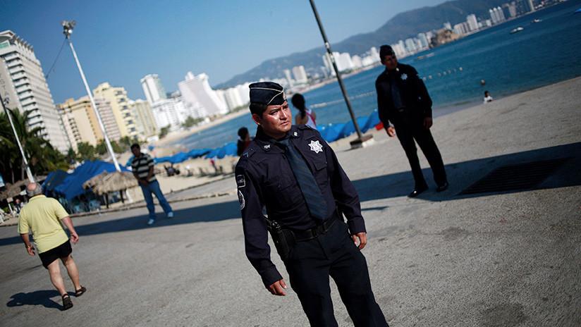 Príncipe de Camerún sufre un accidente automovilístico en balneario mexicano de Acapulco