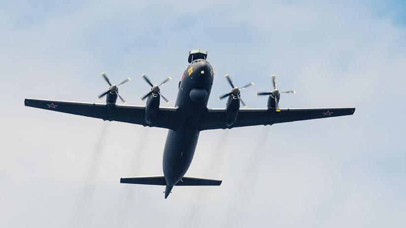 Rusia se pronuncia sobre el vuelo de un Il-38 sobre el mar del Japón