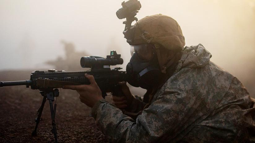 """EE.UU. sigue viendo la intervención militar en Venezuela como """"una opción muy seria"""""""
