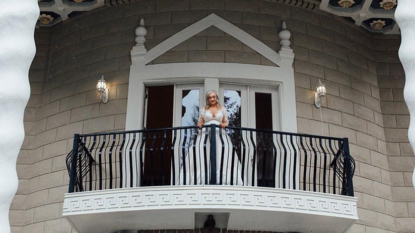 Bélgica: Se derrumba un balcón durante una boda y la novia resulta herida