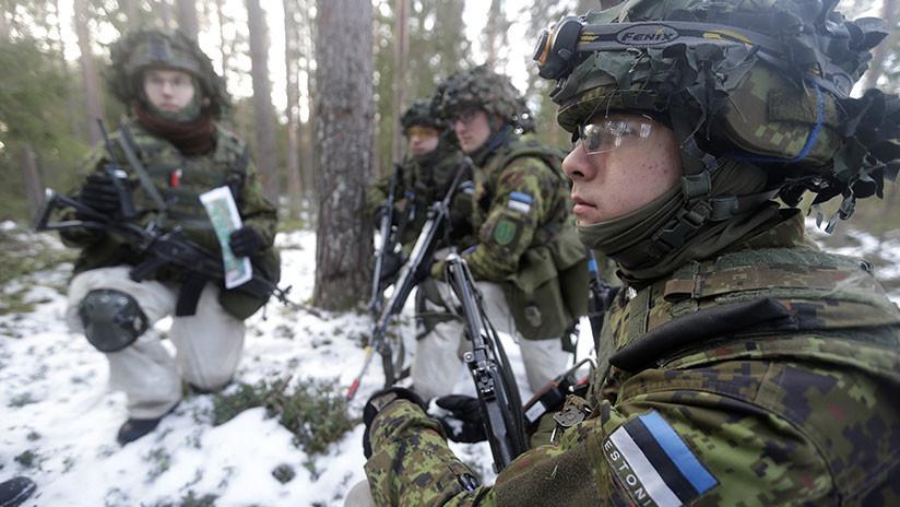 """""""Como en Crimea"""": El canal alemán ZDF reporta la 'invasión' de Estonia por las Fuerzas Armadas rusas"""