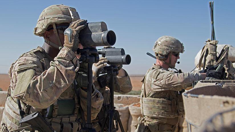 Rusia: Las tropas de EE.UU. cooperan con milicianos terroristas en Siria
