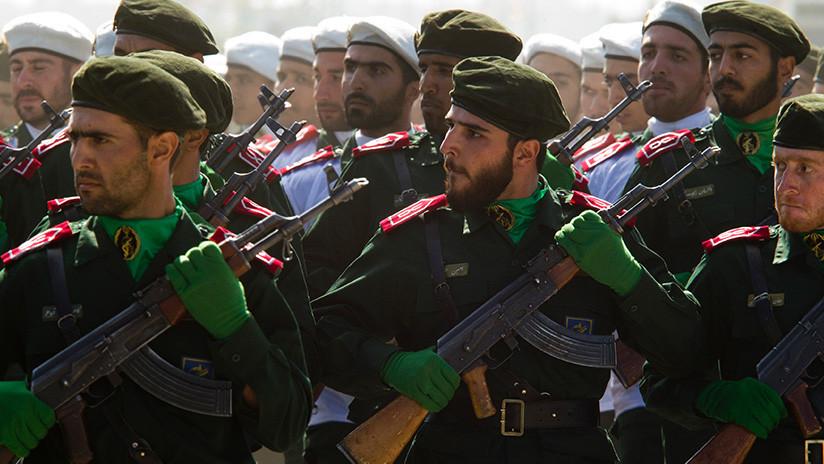 """""""Lamentarán esta acción idiota"""": Irán, sobre el supuesto plan de EE.UU. de declarar a su Ejército como terrorista"""