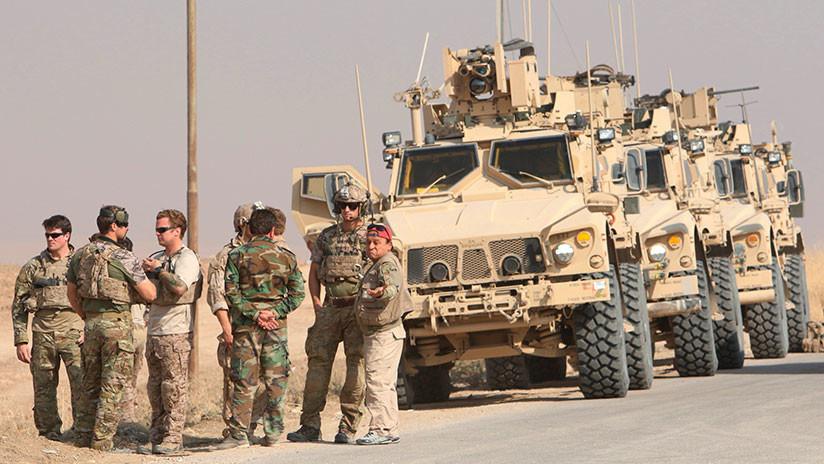 """Irán insta a Irak a expulsar """"lo antes posible"""" a las tropas de EE.UU."""