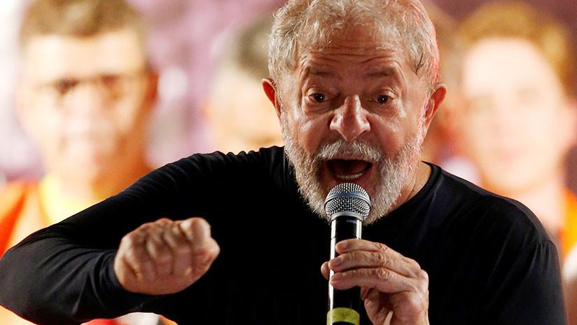"""""""Tengo la conciencia tranquila, nada han encontrado para incriminarme"""": Lula emite una emotiva carta a un año de su detención"""