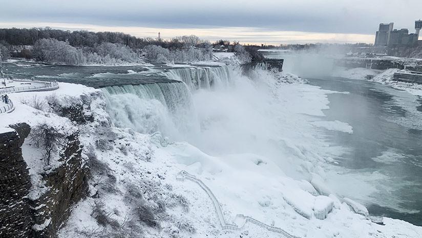 La temperatura en Canadá sube el doble de rápido que en el resto del mundo
