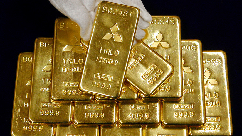 Los países con las mayores reservas de oro del mundo