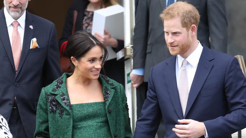 La cuenta del príncipe Enrique y Meghan Markle en Instagram fue 'robada' a otro usuario