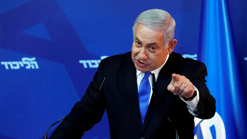 Netanyahu agradece a Trump por designar a la Guardia Revolucionaria de Irán como organización terrorista