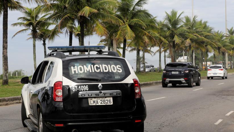 Detienen en Brasil a 10 militares por acribillar a balazos un coche en el que viajaba una familia y matar a un hombre