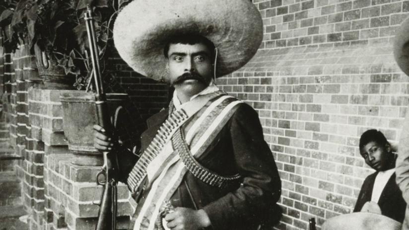 Registran la marca 'Emiliano Zapata' para comercializar tequilas y trajes de charro a 100 años de su asesinato