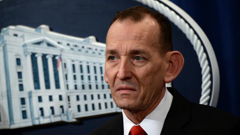 Despedido de su cargo el Director del Servicio Secreto de EE.UU.