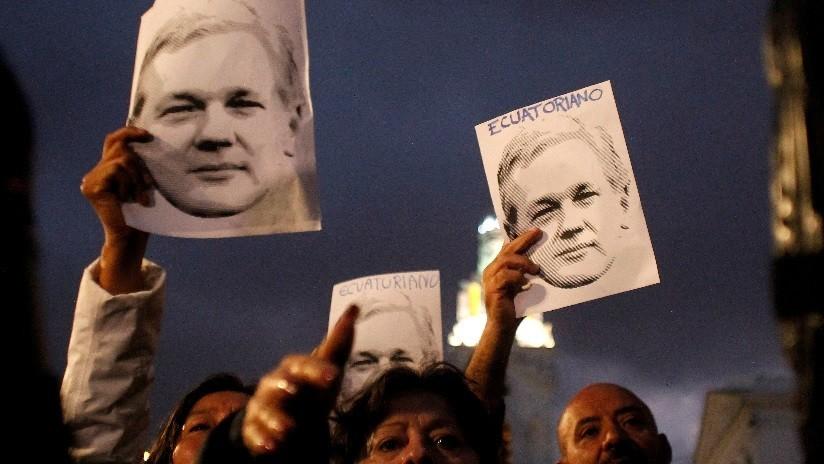 Policía británica detiene a Julian Assange; EU pide su extradición