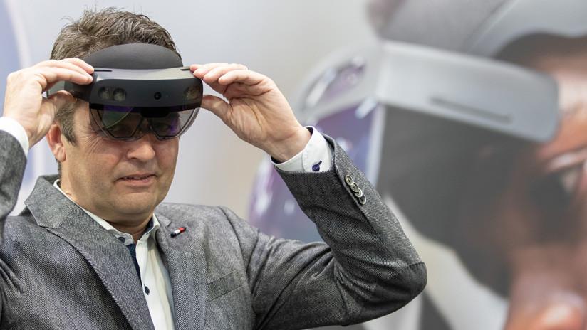El Pentágono muestra cómo se podrían usar las gafas HoloLens en el campo de batalla