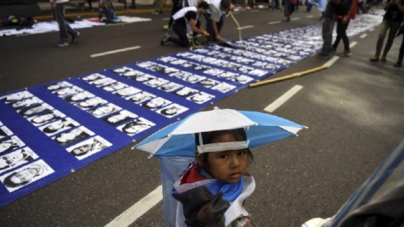 Abuelas de Plaza de Mayo de Argentina encuentran a la nieta 129