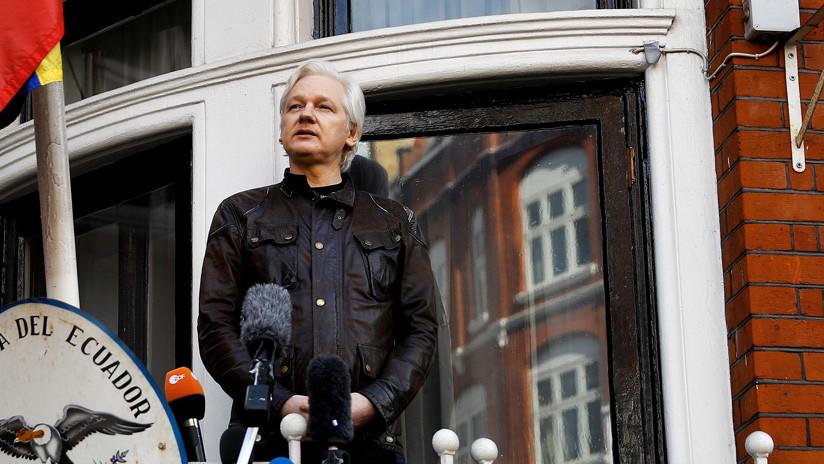 WikiLeaks afirma haber descubierto una operación de espionaje contra Assange destinada a lograr su extradición