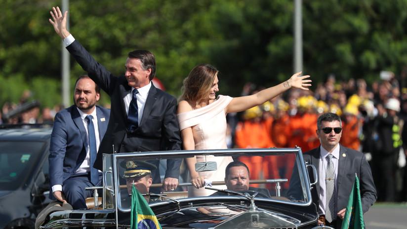 Bolsonaro cumple 100 días en el poder entre polémicas, ceses y una popularidad en caída libre