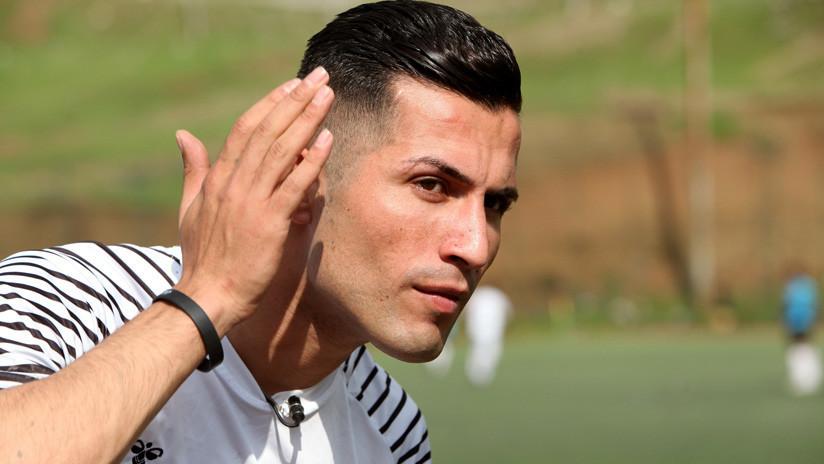 ¿Solo hay un Cristiano Ronaldo? Descubren al 'clon' del delantero de la Juventus en Irak