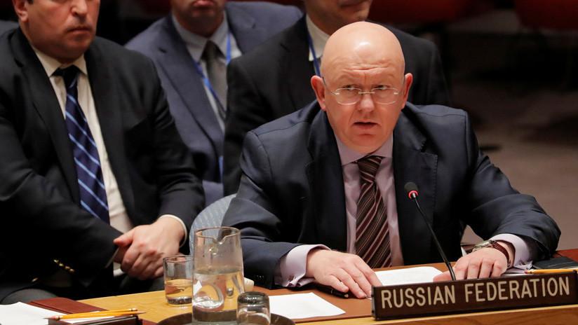 Embajador ruso en la ONU: EE.UU. causó miles de millones de dólares en daños a Venezuela desde 2013