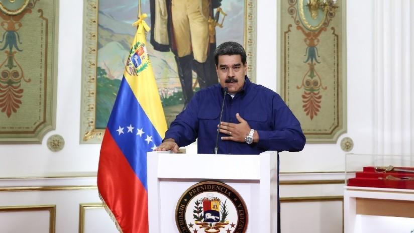 """""""¡Apestas, Mike Pence!"""": La dura respuesta de Maduro al discurso del vicepresidente de EE.UU. en el Consejo de Seguridad (VIDEO)"""