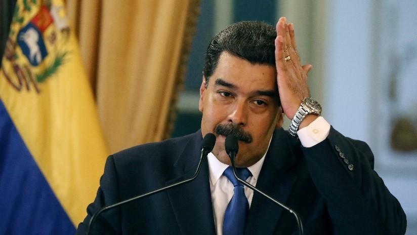 """Maduro: """"Mike Pence me comparó con Hitler, pero los fascistas están gobernando en el Norte"""" (VIDEO)"""