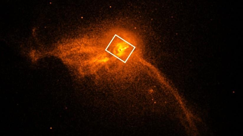 La primera imagen real de un agujero negro confirma la teoría de la relatividad de Einstein