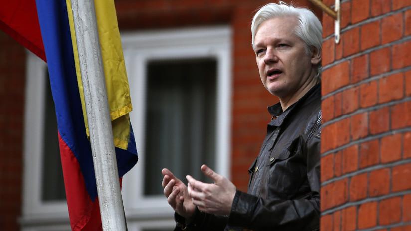 La mujer que acusa a Assange de violación pide la reapertura de la investigación en Suecia