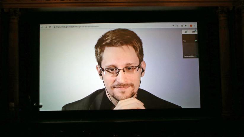 """Snowden, sobre el arresto de Assange: """"Este es un momento oscuro para la libertad de prensa"""""""