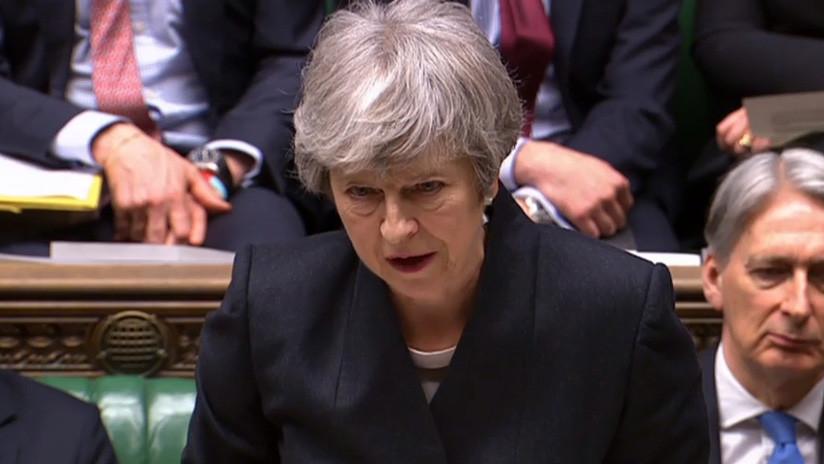 """La primera ministra británica sobre la detención de Assange: """"Nadie está por encima de la ley"""""""